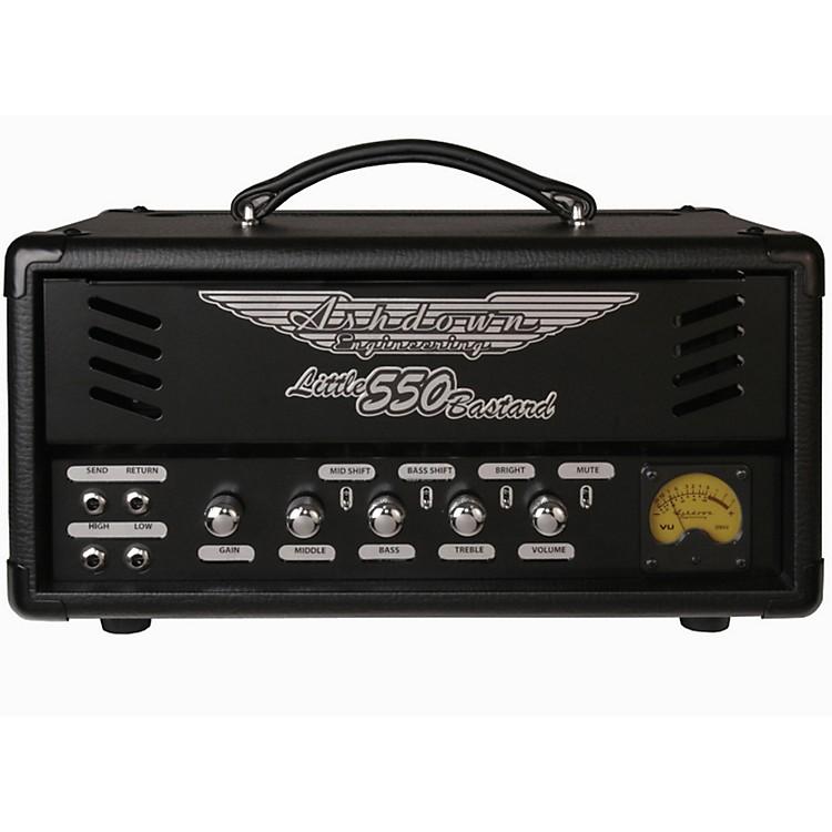 AshdownDual Tube Preamp Series 550 Bass Amp Head
