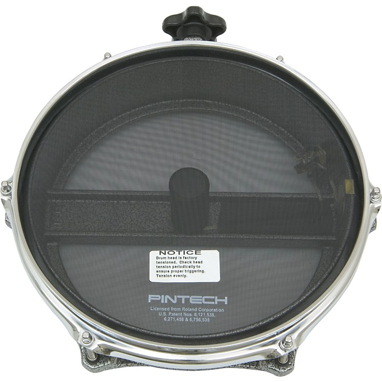 Pintech Dual Zone Concertcast Snare Pad  10 Inches