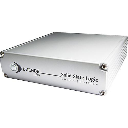 Solid State Logic Duende Mini Studio Pac-thumbnail