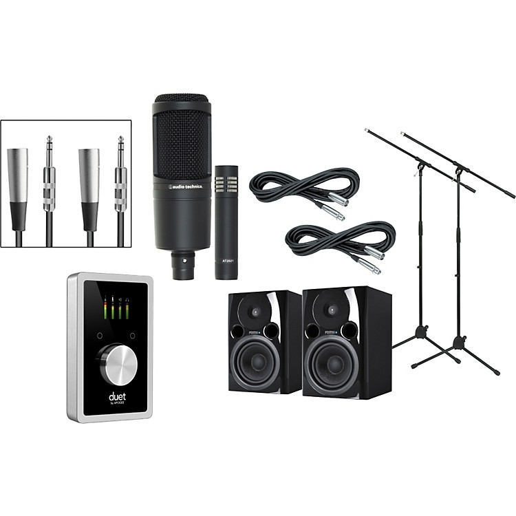 Apogee Duet 2 Recording Package