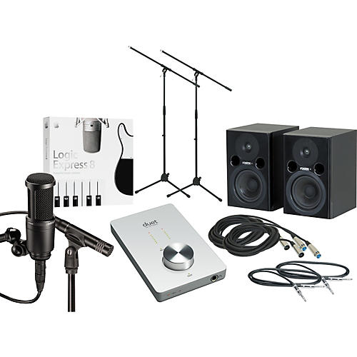 Apogee Duet Recording Package-thumbnail