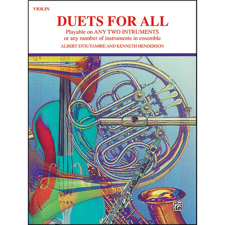 AlfredDuets for All Violin