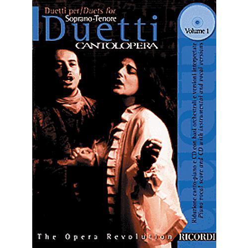 Hal Leonard Duets for Soprano/Tenor - Volume 1-thumbnail