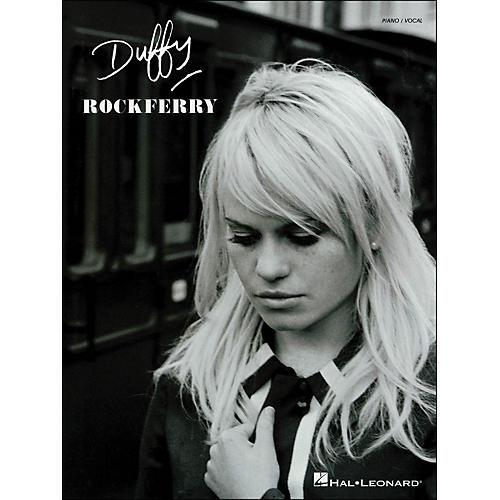 Hal Leonard Duffy - Rockferry arranged for piano, vocal, and guitar (P/V/G)