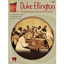 Hal Leonard Duke Ellington - Guitar (Big Band Play-Along Volume 3) Big Band Play-Along Series Softcover with CD