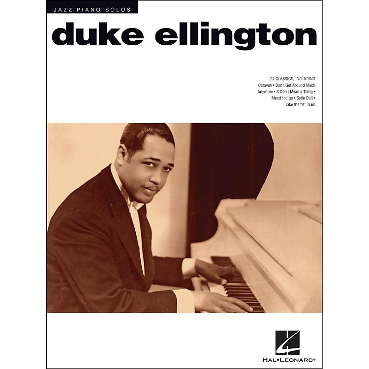 Hal LeonardDuke Ellington - Jazz Piano Solos Series Volume 9