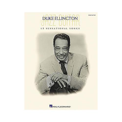 Hal Leonard Duke Ellington for Jazz Guitar Tab Songbook