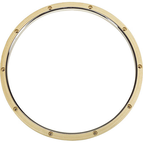 Gibraltar Dunnett Wood/Metal Drum Hoop 14 in. 10-Lug