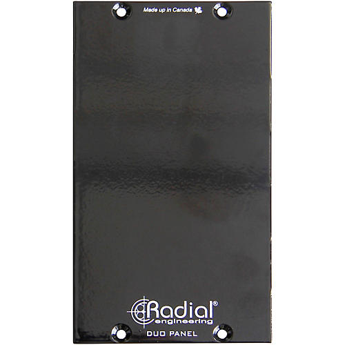 Radial Engineering Duo 500 Series Double Wide Filler Panel-thumbnail