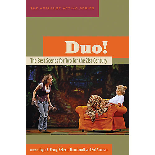 Applause Books Duo! (The Best Scenes for Two for the 21st Century) Applause Acting Series Series Softcover-thumbnail