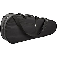 Open Box Musician's Gear Durafoam Shaped A-Style and F-Style Mandolin Case