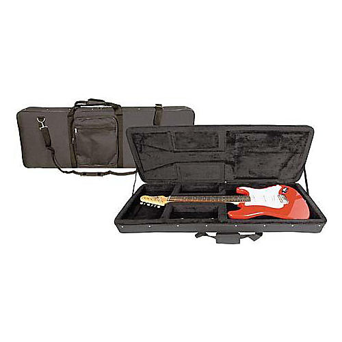 Musician's Gear Durafoam Shock-Resistant Electric Guitar Case