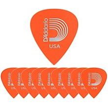 D'Addario Planet Waves Duralin Precision Light Guitar Picks