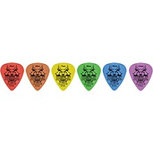 Clayton Duraplex Delrin Picks 1 Dozen .60 mm