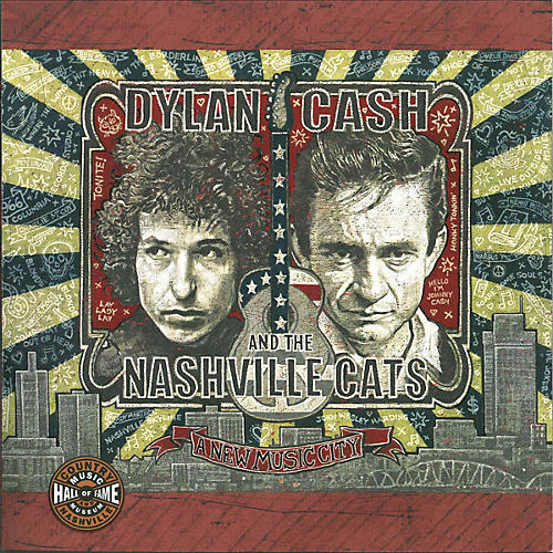 Country Music Hall of Fame Dylan, Cash and the Nashville Cats (A New Music City) Book Series Softcover by Country Music Hall of Fame-thumbnail