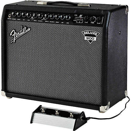 Fender Dyna-Touch III Deluxe 900 Guitar Combo Amp