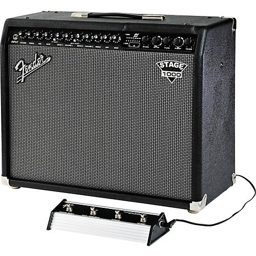 Fender Dyna-Touch III Stage 1000 Guitar Combo Amp