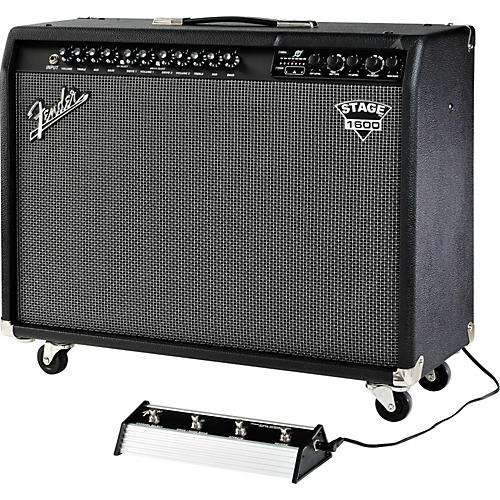 Fender Dyna-Touch III Stage 1600 Guitar Combo Amp