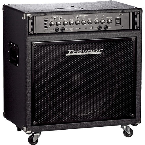Traynor DynaBass DB400 400W Bass Combo Amp-thumbnail
