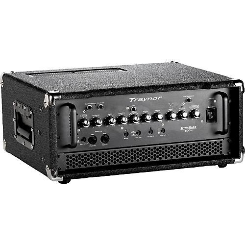 Traynor DynaBass DB800HS 800W Bass Amp Head-thumbnail