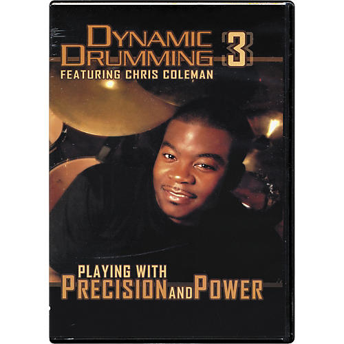 DW Dynamic Drumming 3 featuring Chris Coleman DVD