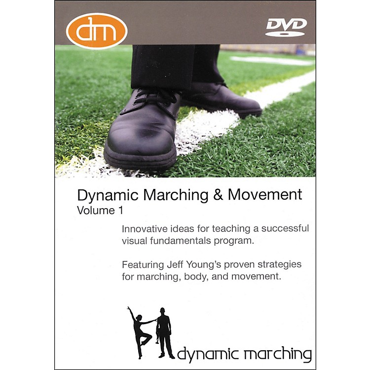 Hal LeonardDynamic Marching And Movement: Volume 1 (DVD)