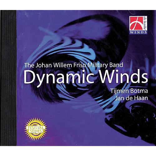 De Haske Music Dynamic Winds (CD) Concert Band-thumbnail