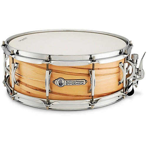 Black Swamp Percussion Dynamicx Live Series Snare Drum-thumbnail
