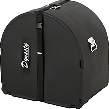 DEG Dynasty Marching Bass Drum Case Black 22 Inch