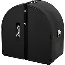 DEG Dynasty Marching Bass Drum Case Black 30 Inch