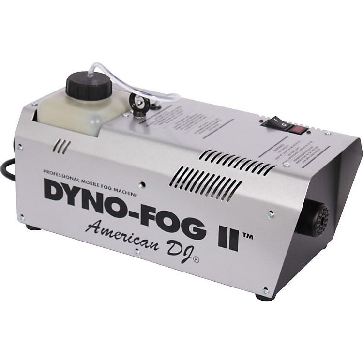 American DJDyno-Fog II Fog Machine