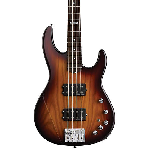 ESP E-II AP-4 Electric Bass Guitar Tobacco Sunburst