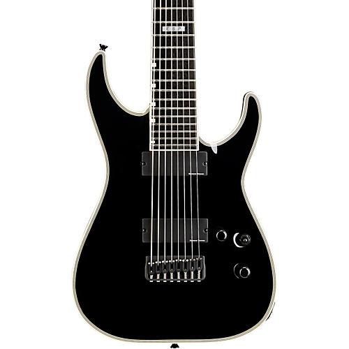 ESP E-II HRF NT-8B 8 String Electric Guitar Black