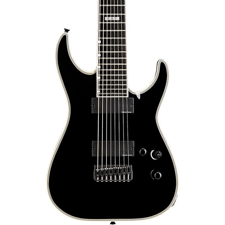 ESPE-II HRF NT-8B 8 String Electric GuitarBlack