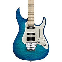 ESP E-II ST-1 Electric Guitar Level 1 Aqua Marine