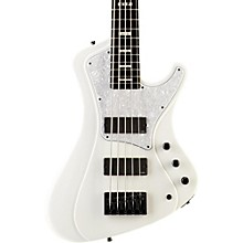 ESP E-II Stream SL-5 Electric Bass Guitar Snow White