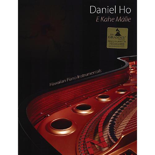 Alfred E Kahe Malie Hawaiian Piano Instrumentals Book