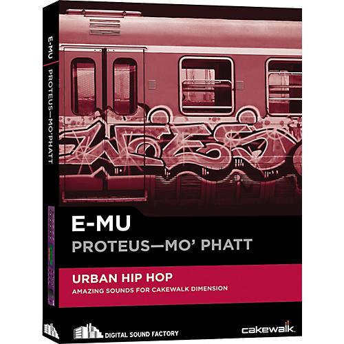 Cakewalk E-MU Proteus-Mo'Phatt