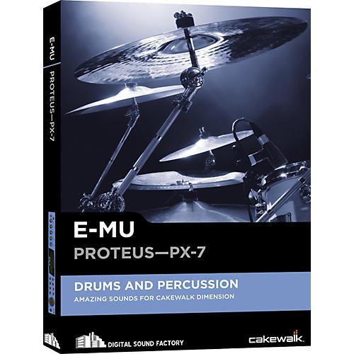 Cakewalk E-MU Proteus PX-7 Drums