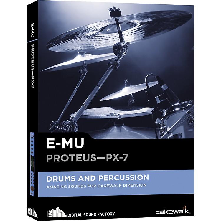 CakewalkE-MU Proteus PX-7 Drums