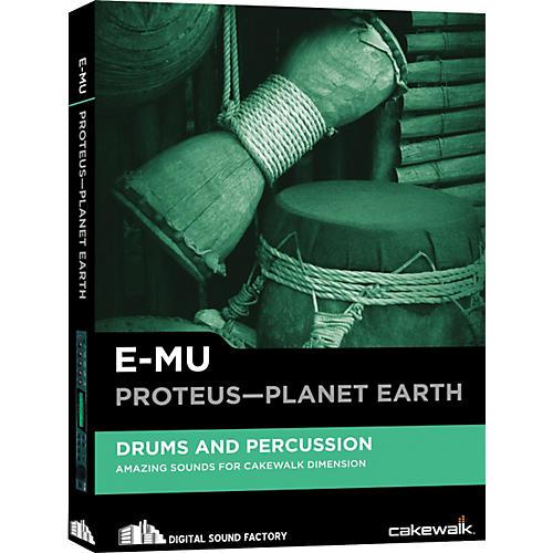 Cakewalk E-MU Proteus-Planet Earth