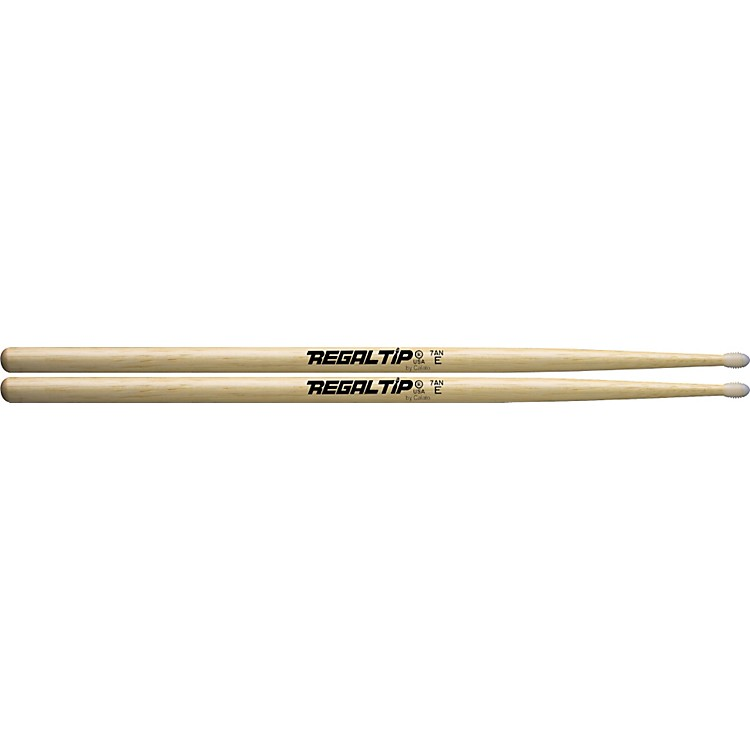 Regal Tip E Series Drumsticks 7A Nylon