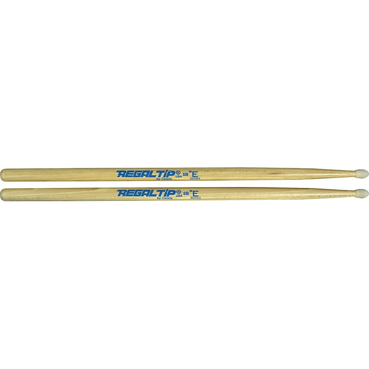 Regal Tip E Series Wide Drumsticks 5B Nylon