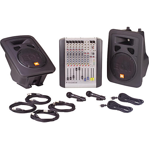 JBL E-System 10 PA Package