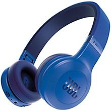 JBL E45BT On-Ear Wireless Headphones Blue