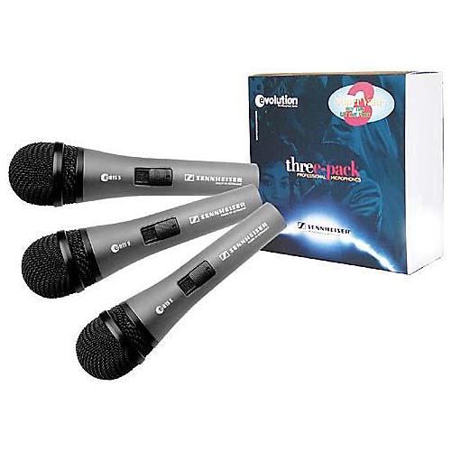 Sennheiser E815S Microphone 3-Pack