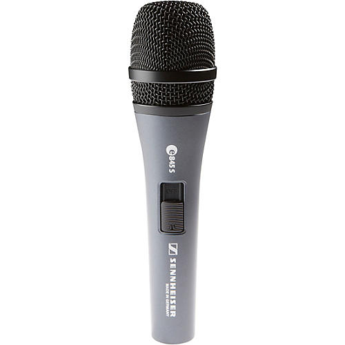 Sennheiser E845S Pro Performance Vocal Microphone