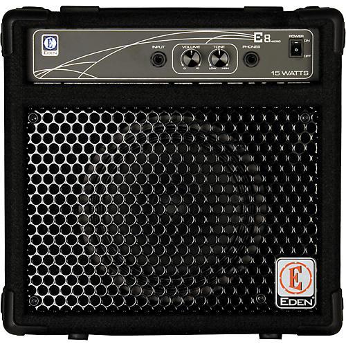Eden E8i Micro 25W 1x8 Bass Combo Amp