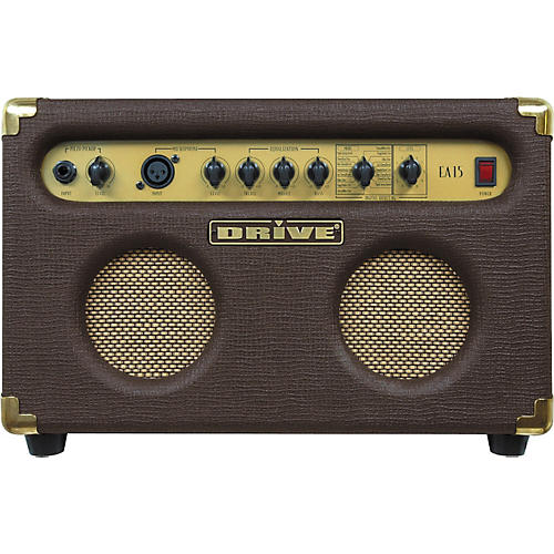 Drive EA15V 15W 2x5 Acoustic Combo Amp