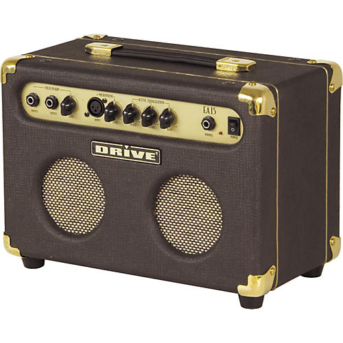 Does Electric Guitar Need Amp : drive ea15v 15w 2x5 acoustic electric guitar combo amp musician 39 s friend ~ Hamham.info Haus und Dekorationen